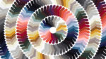 "UNIQLO TOKYO ""50 color socks"""